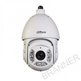 PTZ DOME CAMERA 2 MP HDCVI IR 100 MTS.  Dahua SD6C230I-HC PTZ DAHUA