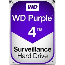 WD D/S Purple WD40PURZ 4TB Surveillance 64mb IntelliPower