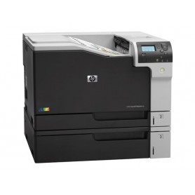 HP Color LaserJet Ent M750dn Printer 30ppm duplex y red