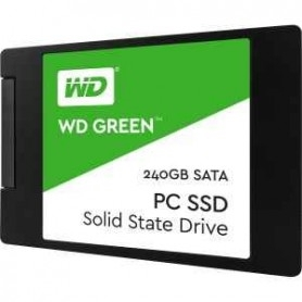 WD Green SSD 240GB 2.5 IN 7mm Western Digital 4000671 Discos De Estado Sólido (Ssd)