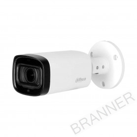 Imagén: Camara Dahua HDCVI Bala 2MP 1080p 2.7-12mm Motor IR60 IP67 HD switchable.