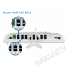 UBQ  EP-S16  Switch L2 PoE Outdoor  16xGigE|2xSFP+(10G)  Ubiquiti NW100UBQ01 Hubs & Switches