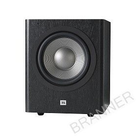 "JBL Studio SUB 250P 10"" Powered Bass Subwoofer (Black) JBL MM102JBL51 PARLANTES / BOCINAS / CORNETAS"