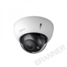 CÁMARA DE SEGURIDAD IP DOMO IR 3MP VARI FOCAL 2.7-12MM  Dahua IPC-HDBW2320R-VF Cámaras IP Dahua