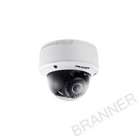Cámara de Seguridad IP Hikvision/3MP/Indoor Dome/2.8-12mm/IK10